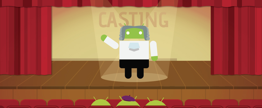 Casting View Android