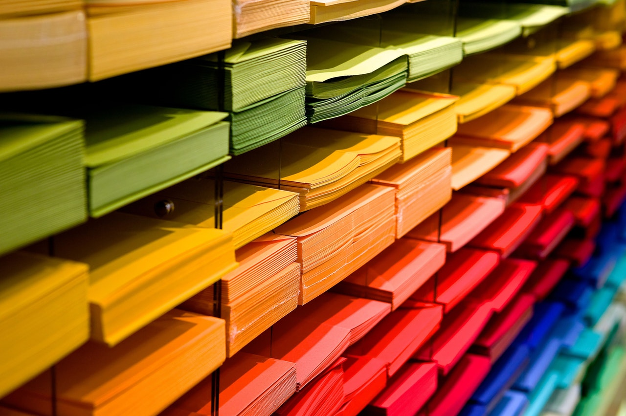 Colorful Pages