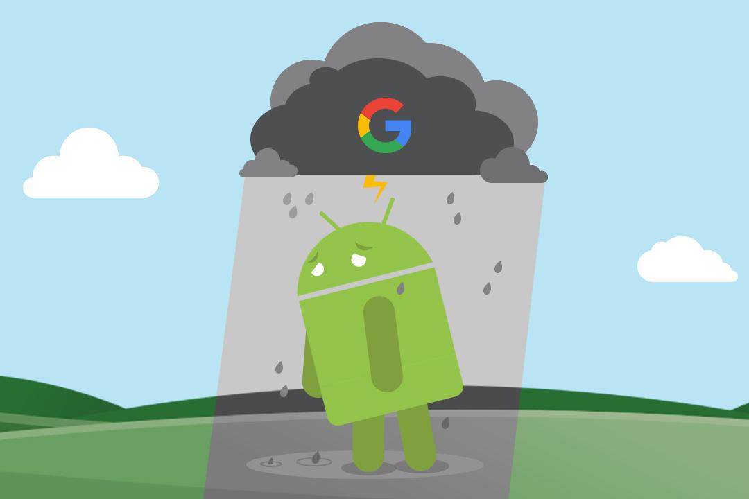 Google Betray Android