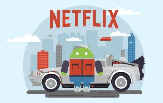 Android Future Architecture Netflix